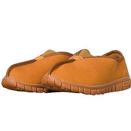 ZOOBOO budista doble – Zapatos de monje Shaolin artes marciales zapatos Kung Fu Zapatillas suela de