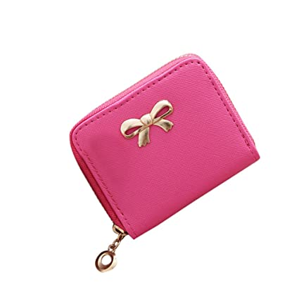1dbd6d9c4a95 ❤ Sunbona Coin Purses for Women Fashion Single Pull Solid Zipper ...
