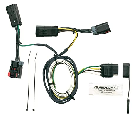 amazon com hopkins 42235 plug in simple vehicle wiring kit automotive rh amazon com