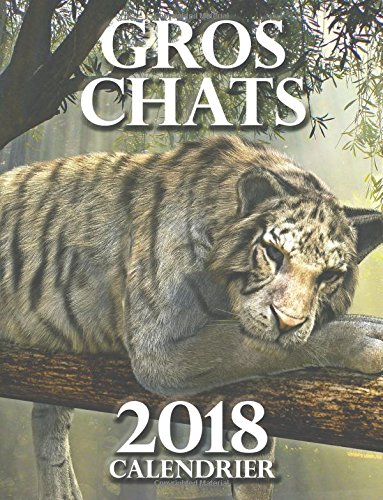 Download Gros Chats 2018 Calendrier (Edition France) (French Edition) pdf