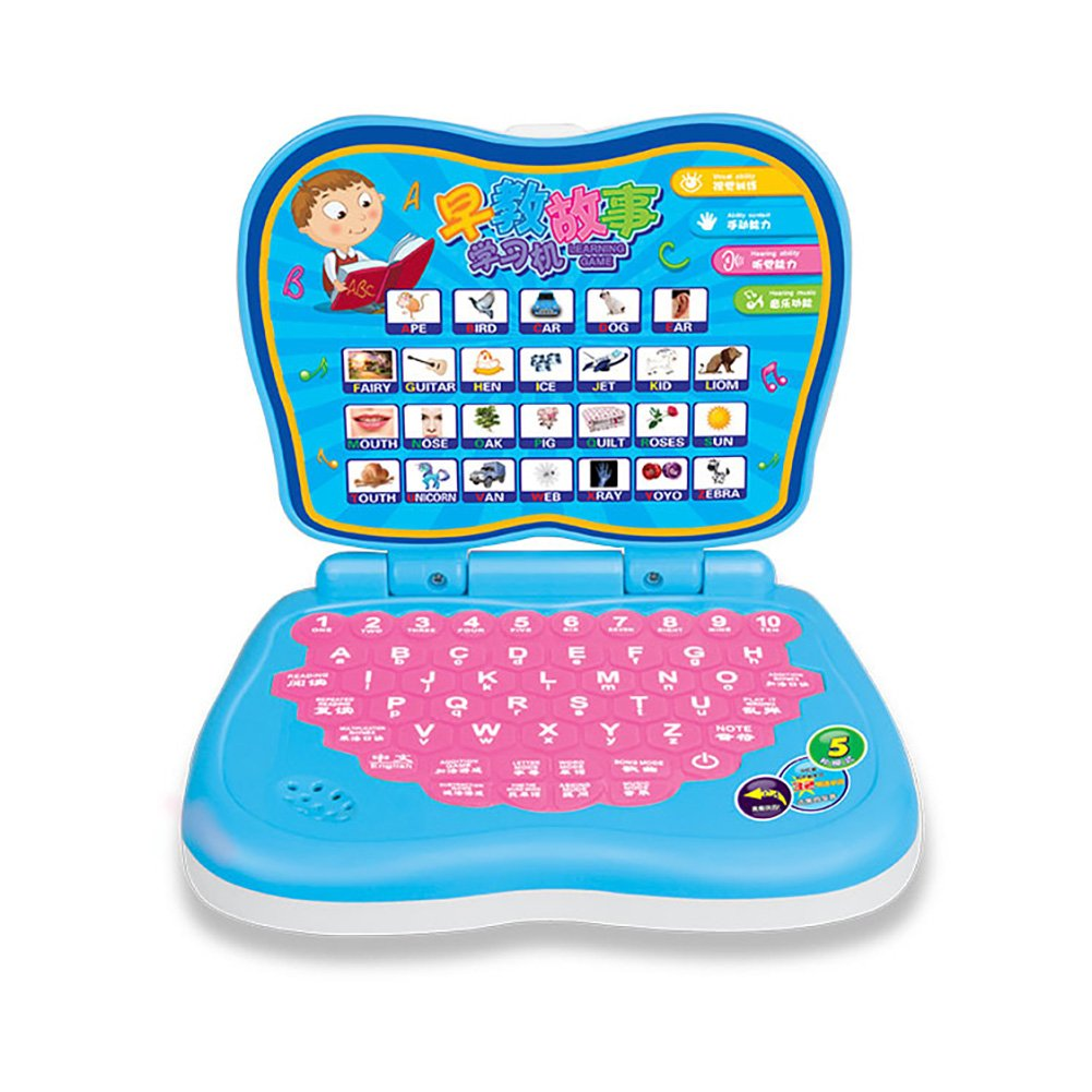 Amazon.com : INLAR Kids Learning Tablet Children Laptop Educational Computer Intelligence Game for Kids Toddler Electronic Learning Toy (Random Color) : ...