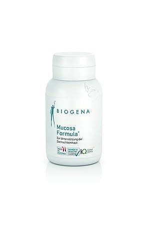 Biogena Mucosa Formula - Para ayudar a la mucosa intestinal ...