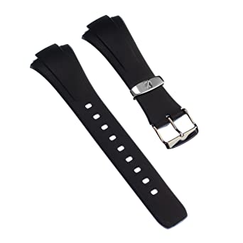 Correa de reloj Calypso nanoclipz-Material PU casual para Calypso K6044 relojes: Calypso: Amazon.es: Relojes
