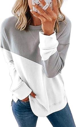 Sudadera de manga larga para mujer CORAFRITZ
