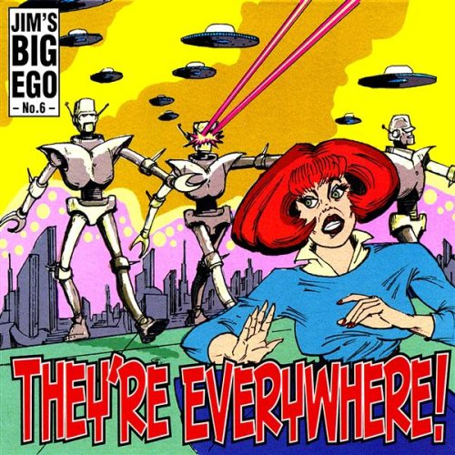 The Ballad of Barry Allen by Jim's Big Ego on Amazon Music - Amazon.com