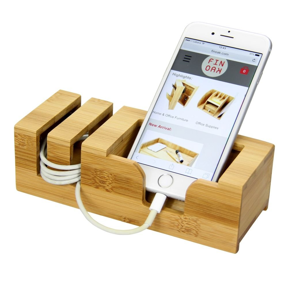 for pin stand gift desk xmas iphone ipad and wooden