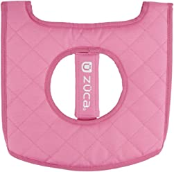ZUCA Seat Cushion Pink/Pale Pink