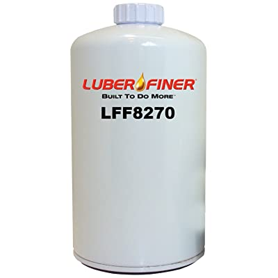 Luber-finer LFF8270 Heavy Duty Fuel Filter: Automotive [5Bkhe0807127]