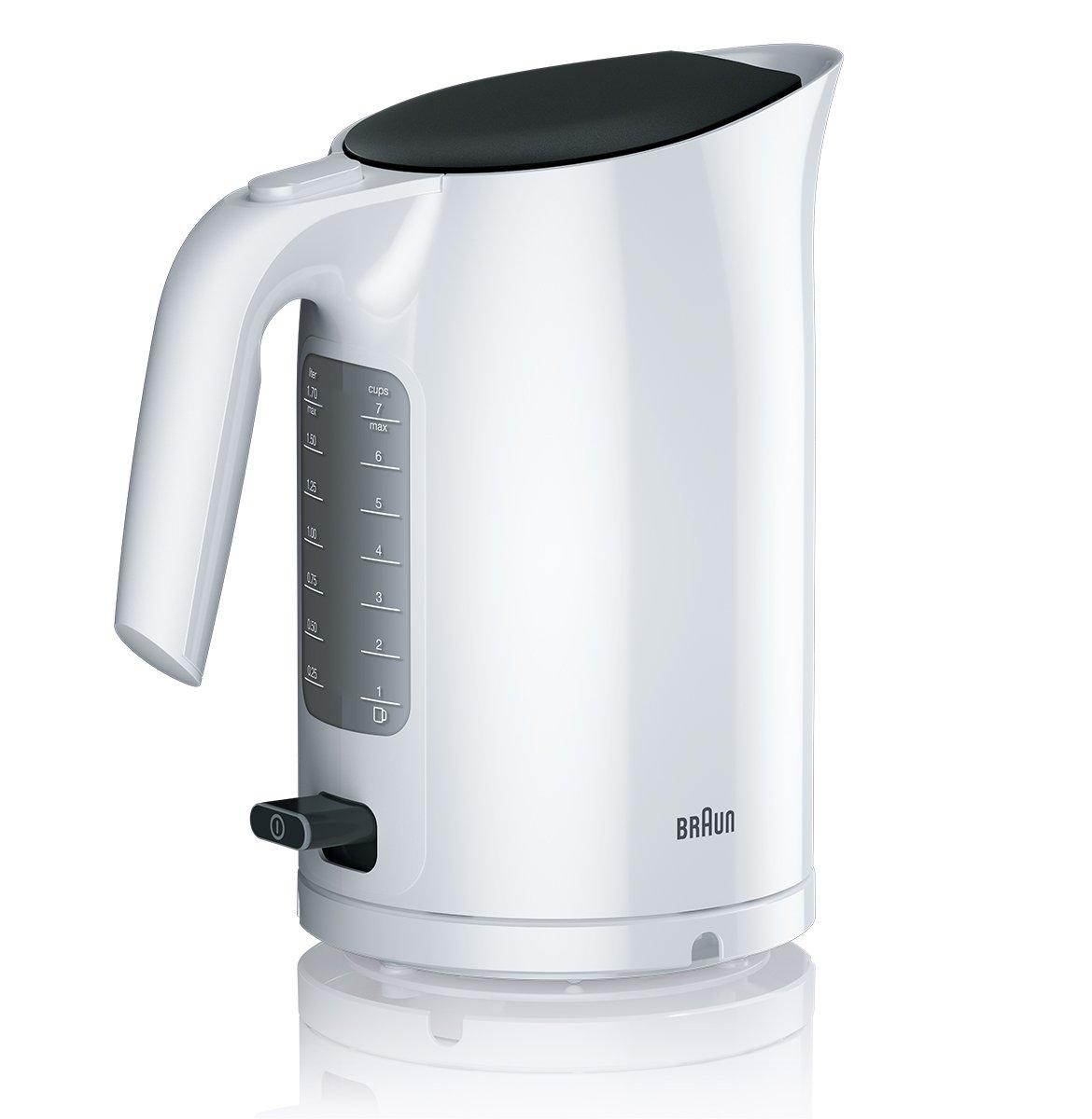 Braun WK 3110/WH Hervidor de agua color blanco