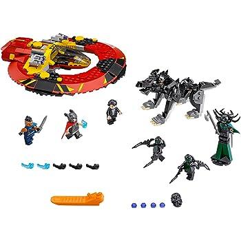 LEGO Marvel Super Heroes Hulk vs. Red Hulk 375pieza(s) Juego de ...