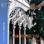 Tres fechas | Gustavo Adolfo Bécquer