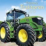 Traktoren 2017 - A&I Autokalender, Traktoren, Landmaschinen, Nutzfahrzeuge, Posterkalender - 30 x 30 cm