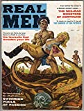 img - for Real Men - October 1960 - Volume 5 Number 11 [VINTAGE MEN'S MAGAZINE] book / textbook / text book