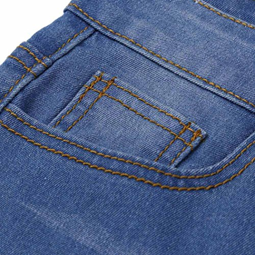 DChirS GlissiRe Jeans Denim OHQ Bleu Slim Pants Sexy DTruit Pantalons Casual Mesdames Denim Pantalons Bris Jeans Womens Leggings Stretchy Trou IIS7qw
