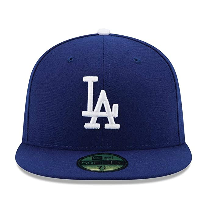 4e46e47d54c73f Amazon.com: New Era 59FIFTY Los Angeles Dodgers MLB 2017 Authentic  Collection On Field Game Fitted Cap: Clothing
