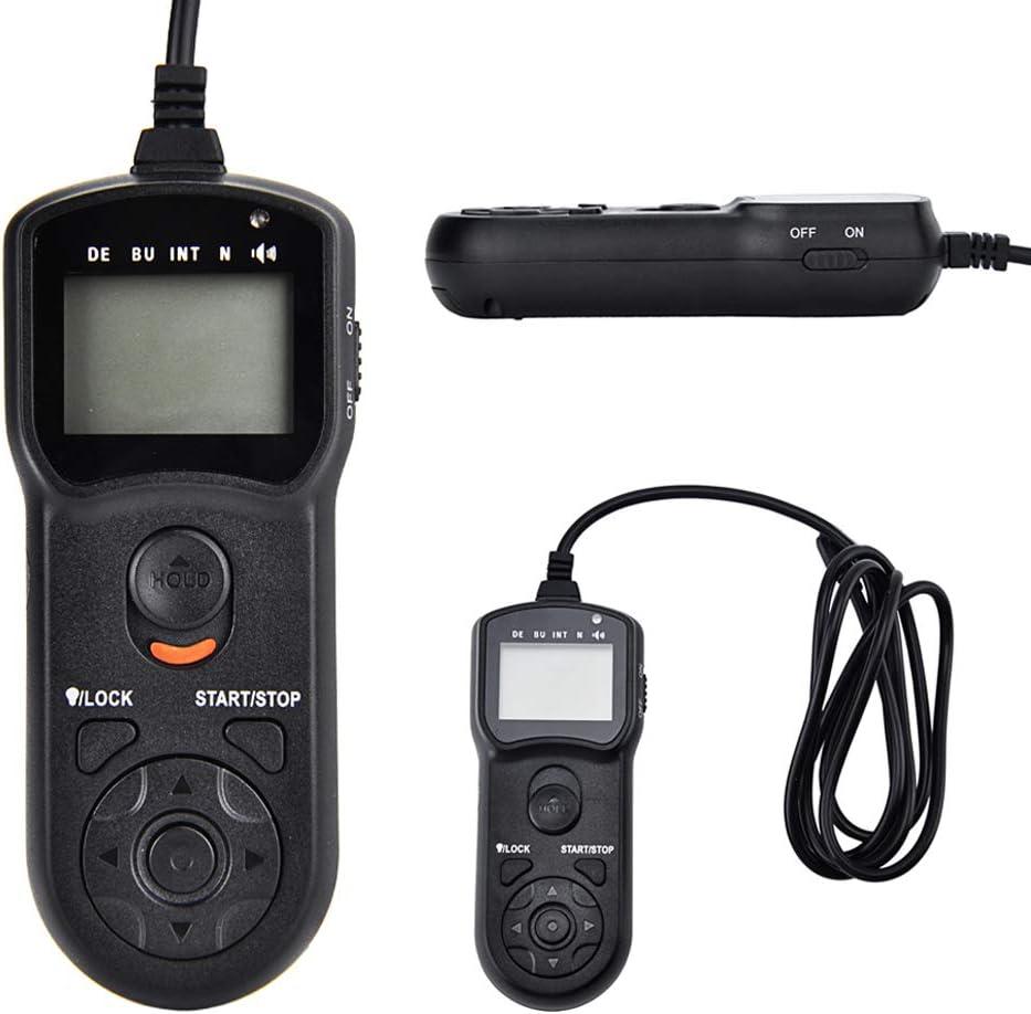 Timer Remote Shutter JJC Timer Shutter Release Remote Control Cord for Olympus OM-D E-M10 Mark III E-M10 Mark II E-M5 II E-M1 E-P5 E-P3 E-P2 E-PL8 E-PL7 E-PL6 E-PL3 E30 E510 E520 E600 E620 PEN-F,etc