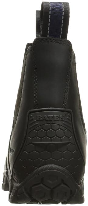 44975d3fc3c Bates Men's Strike Chelsea Comp Toe Slip-on Safety Toe Boot
