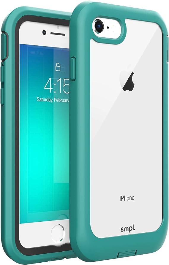 Amazon.com: SMPL - Funda para iPhone 7/8