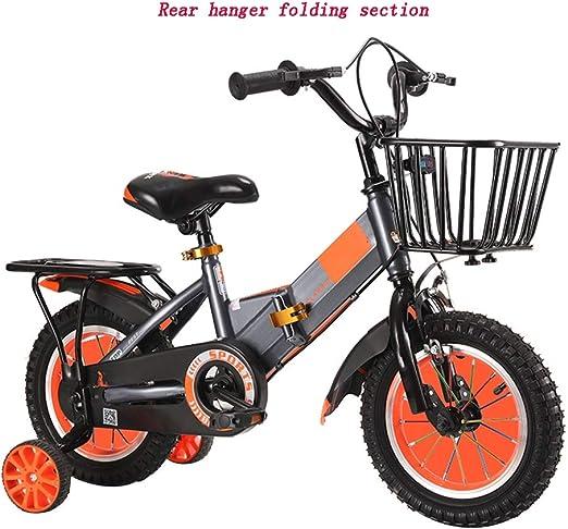 YUMEIGE Bicicletas Bicicleta para niños para niñas Niños niños ...