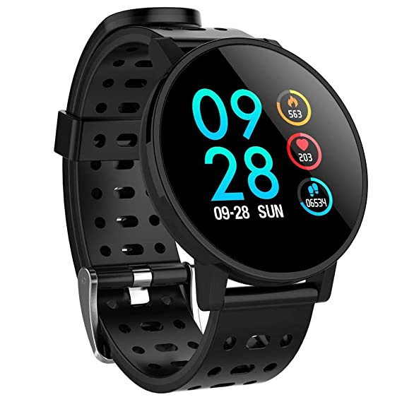 Relojes Inteligentes Makibes T3 Smart Watch Agua De ...