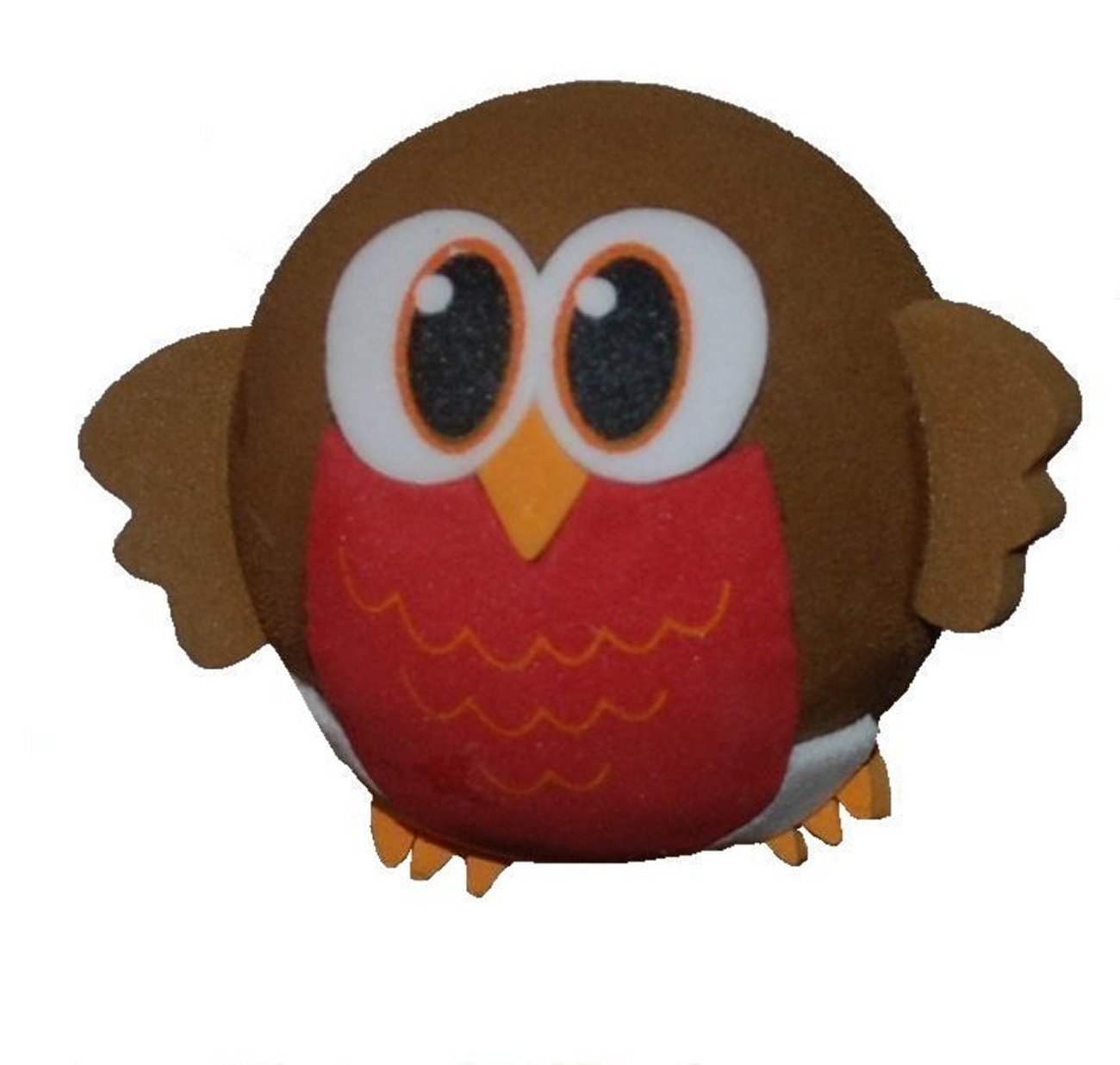 Aerialballs Cute Robin Redbreast Bird Car Aerial Ball Antenna Topper (one P&P charge no matter how many items you buy from