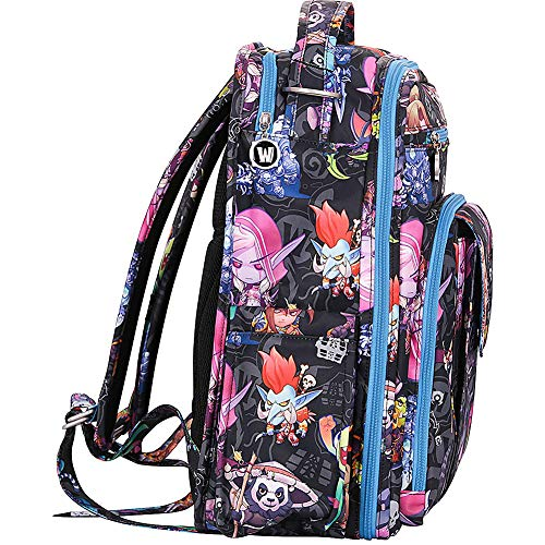 Ju-Ju-Be-World-of-Warcraft-Be-Right-Back-Backpack-Diaper-Bag