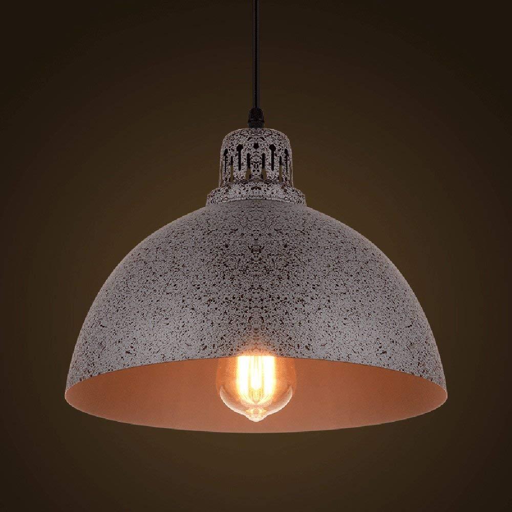 Industrielle Beleuchtung Retro Antike Schatten Bar Bar Restaurant Cafe Kronleuchter Antik Beleuchtung (Größe  Durchmesser 400 Mm)