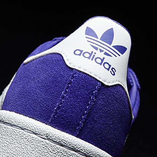 Bleu Formateur Campus et Rose Cuir Sneaker Schuhe Adidas en Baskets wSxPqaZ