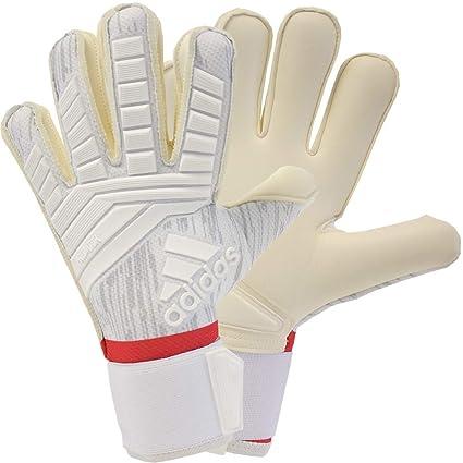 ef033b0e Amazon.com : adidas Predator PRO Flat Palm Goalkeeper Gloves Limited ...