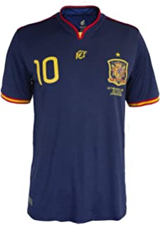 Adidas - ESPAÑA 1ª Camiseta Techfit EDICION Especial Silva 21 EURO12 Hombre: Amazon.es: Deportes y aire libre