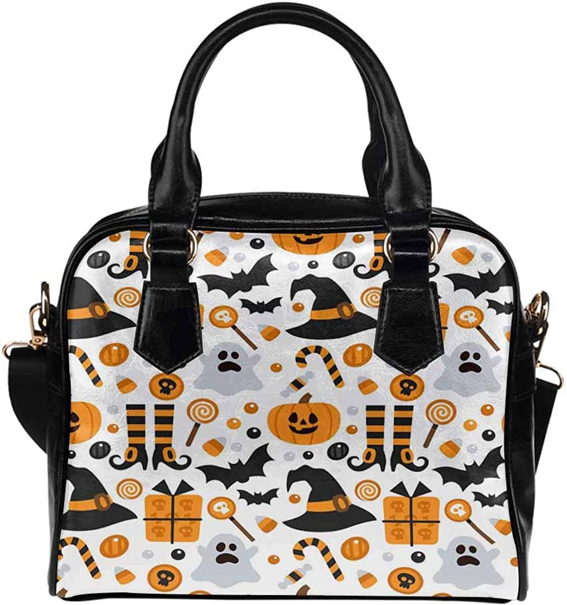 Funny Women's PU Leather...