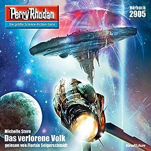 Das verlorene Volk (Perry Rhodan 2905) Hörbuch