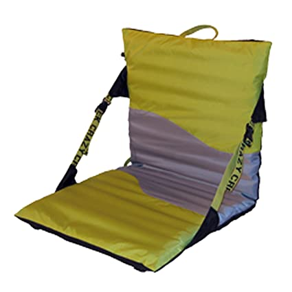 Crazy Creek Products Air Plus Chair, Black/Pear