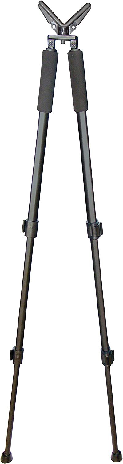 DO-ALL OUTDOORS-DEAD ON BIPOD SHOOTING STICK  BIPOD FOR RUGE PRECISION RIFLES
