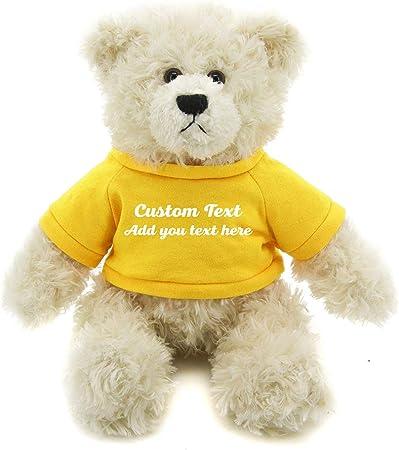 Custom Vinyl Personalized Stuffed Animal Personalized Fox Fox Stuffed Animal Personalized Plush Valentine/'s Day Gift