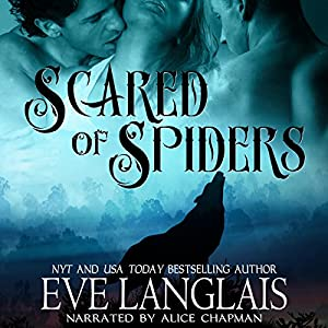 Scared of Spiders Audiobook