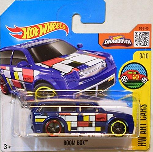 hot wheels boombox - 7