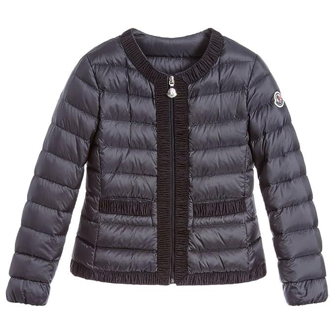 MONCLER 1139Y Piumino Bimba Girl Dorotea Blue Ultralight Jacket [12 Years]
