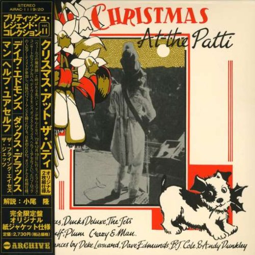 Christmas Live at Patti (Mini Lp Sleeve) by