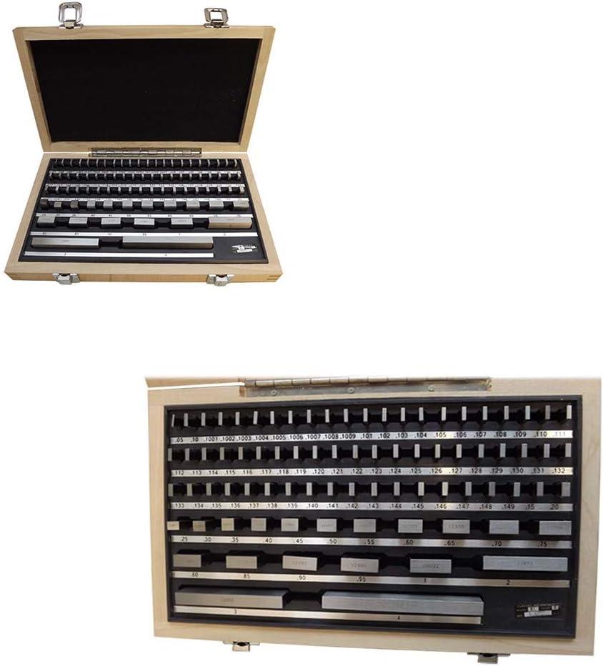 MH GLOBAL 81 pc Steel Gage Block Set000005 Space Block Harden Gauges Gauge Block Grade B