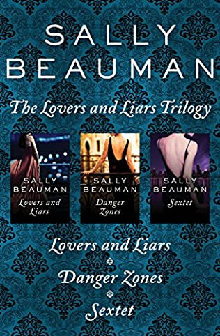 book cover of The Lovers and Liars Trilogy