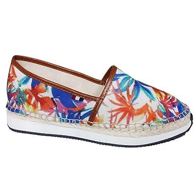 Zapatillas U.S. Polo Assn Neffele-Tropic: Amazon.es: Zapatos y complementos