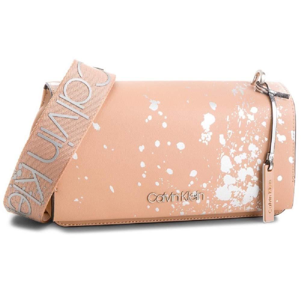 Calvin Klein , Damen Umhängetasche Pink Rosa Small: Amazon