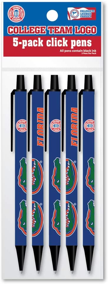 NCAA Florida Gators Disposable Click Pens