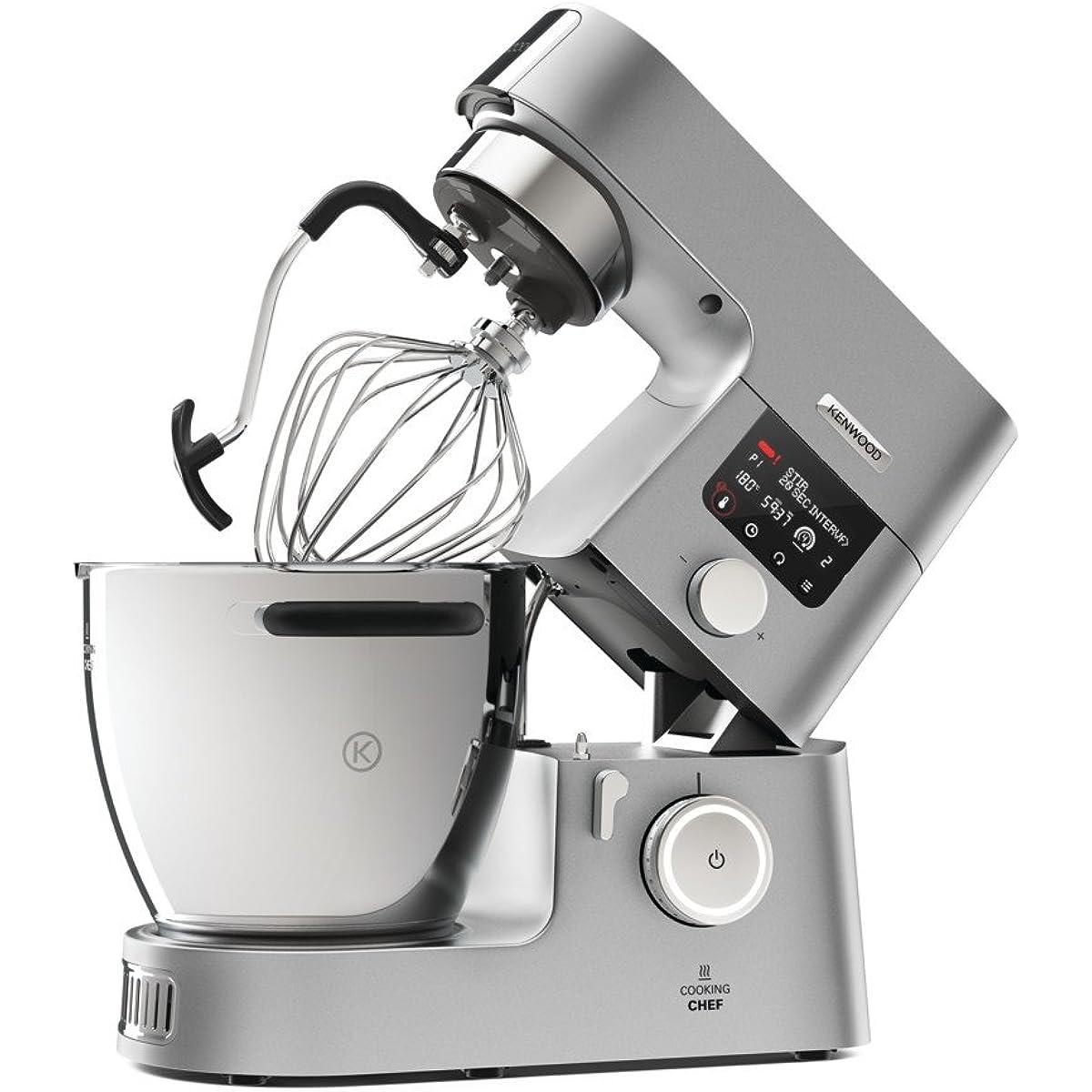 Küchenmaschinen mit Kochfunktion sind in ganz unterschiedlichen Preisklassen erhältlich.