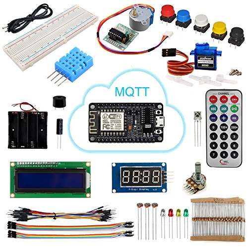 OSOYOO 2017 IOT programming learning starter kit with