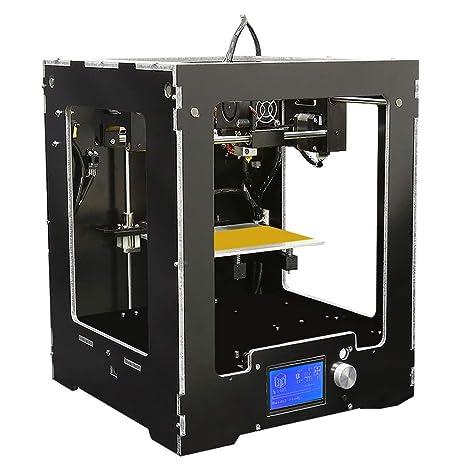 Impresora 3D Impresora de Escritorio FDM de Impresora de Aluminio ...