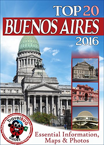 Buenos Aires Travel Guide 2016 ebook product image