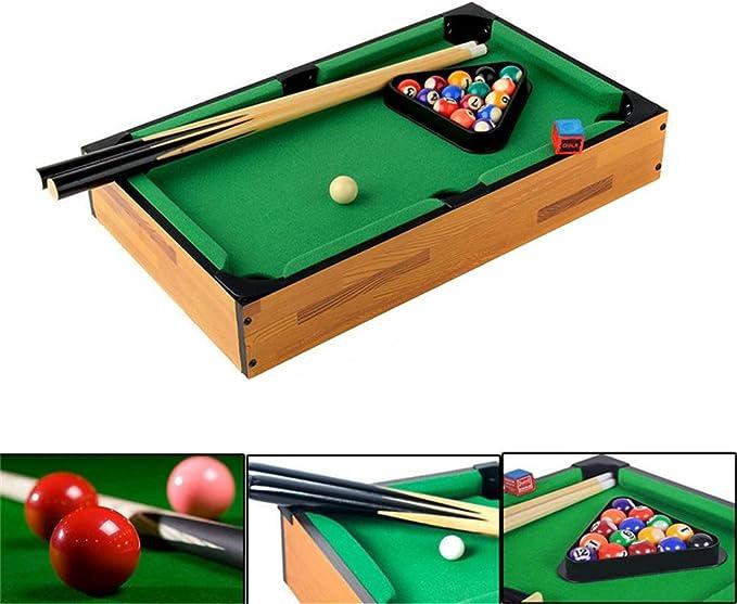 Juego de Mesa de Piscina DE 45,7 cm – Casual Sports & Games Room ...