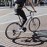 6KU Canvas Hybrid Bike, 24-Speed Urban City